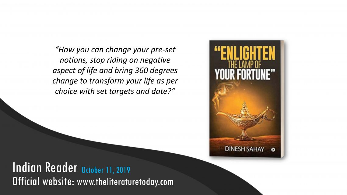 Book Review | Enlighten The Lamp Of Your Fortune | Theliteraturetoday