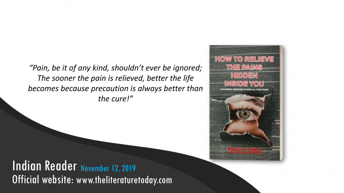 Book Review |  How To Relieve The Pains Hidden Inside You | |Theliteraturetoday