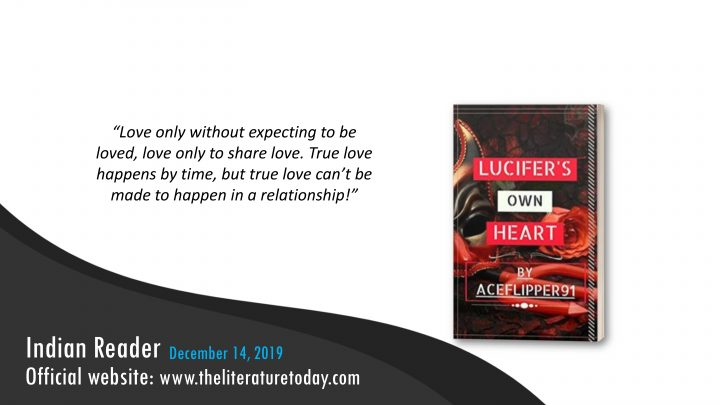 Book Review |  Lucifer's Own Heart: Our Emotions Are Gift Are Gift As Well As Curse… Forbidden To Use |  Theliteraturetoday