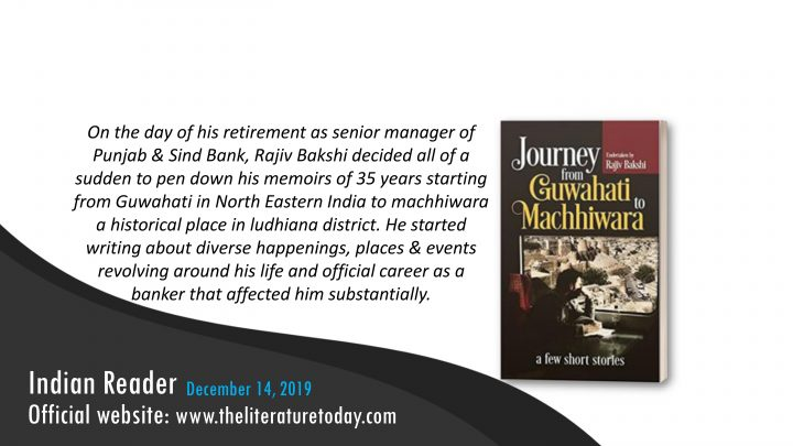 Book Review | Journey from Guwahati to Machhiwara: A Few Short Stories | Theliteraturetoday