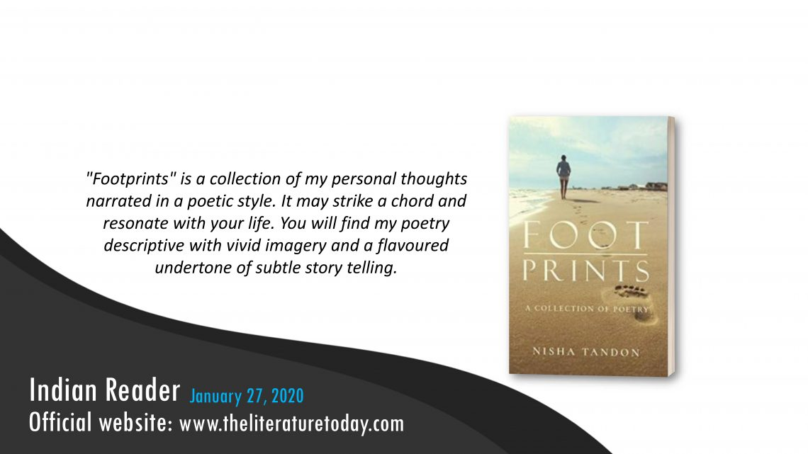 Book Review- Footprints by Nisha Tandon- Theliteraturetoday