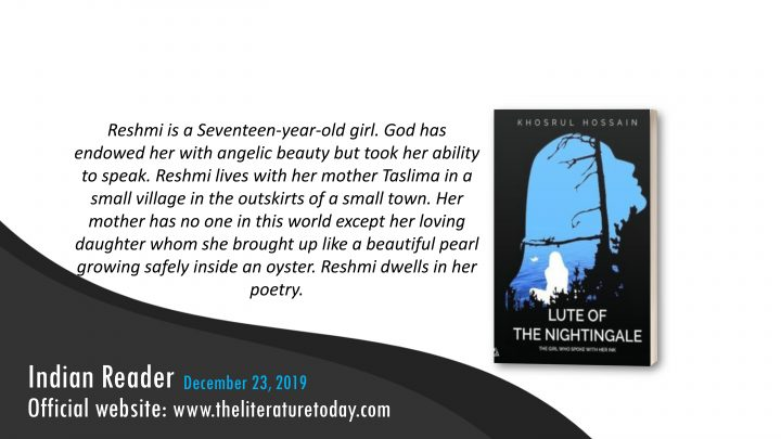 Lute of the Nightingale   Book Review   The Literature Today