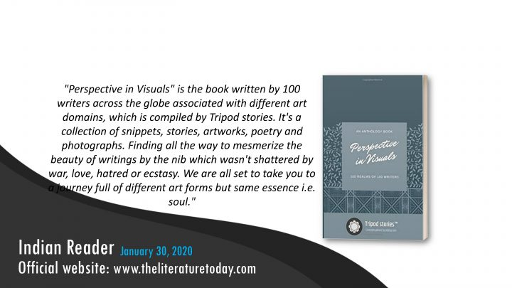 Book Review – PERSPECTIVE IN VISUALS. Tripod Stories TM – Theliteraturetoday