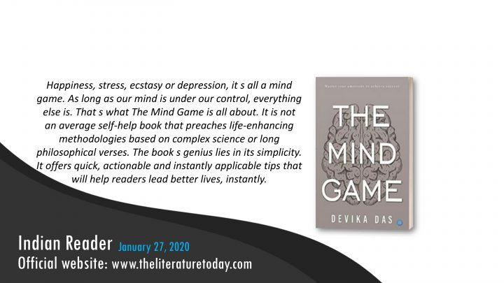 The Mind Game – Book Review – Theliteraturetoday