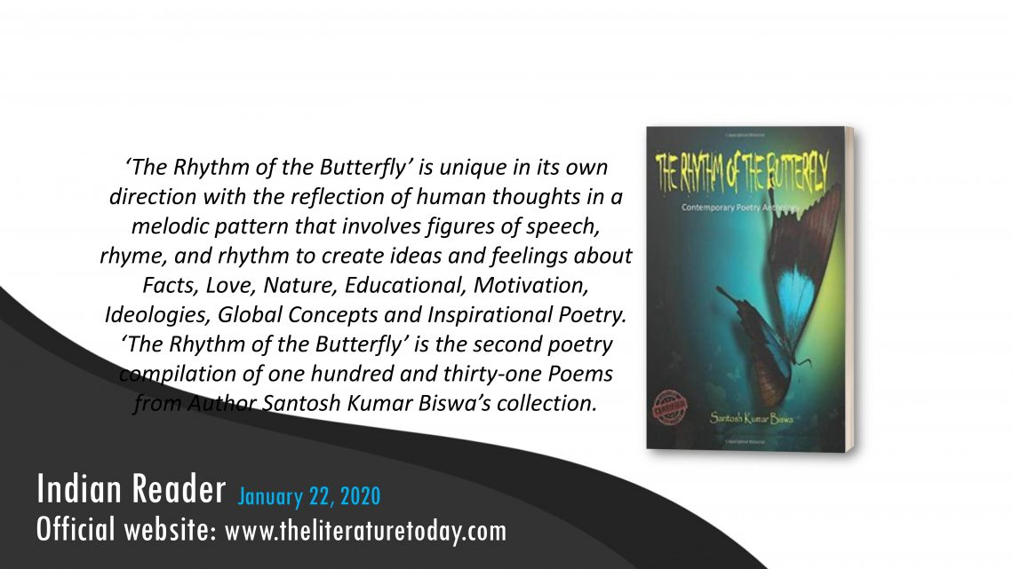 Book Review: The Rhythm Of Butterfly| The Literaturetoday