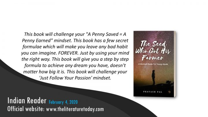 Book Review – The Seed Who Got His Farmer – Theliteraturetoday