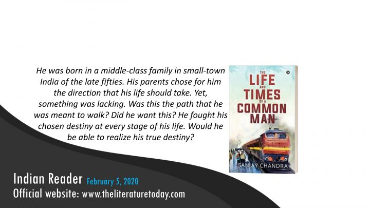 Book Review – THE LIFE AND TIMES OF A COMMON MAN  – Theliteraturetoday