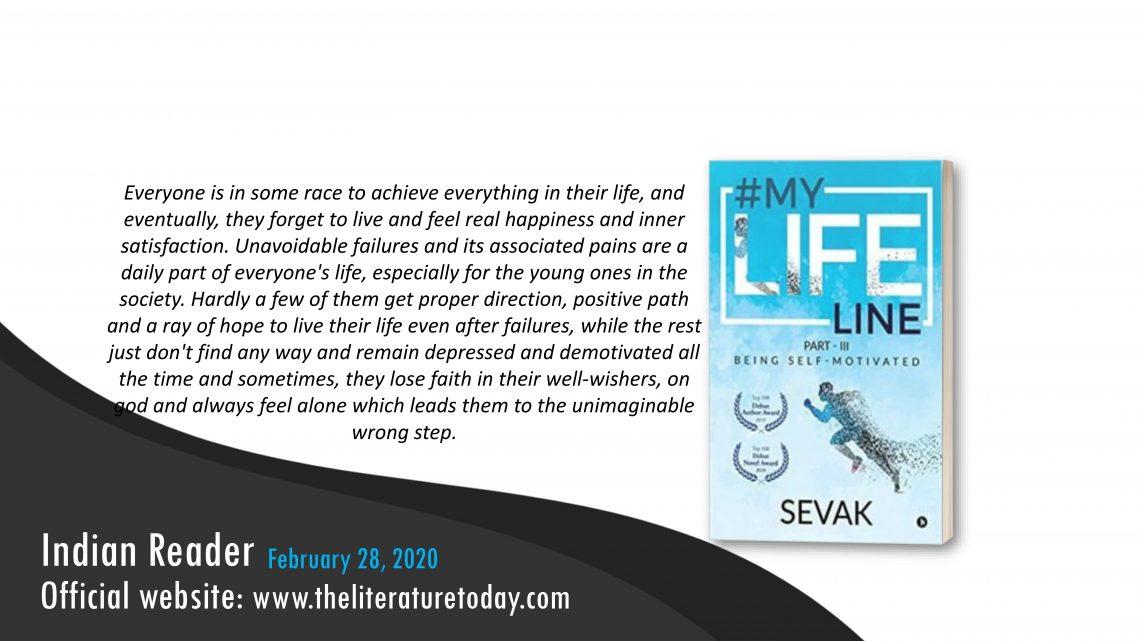 Book Review- #Mylifeline-III by Vishal Patel