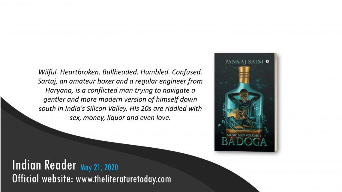 Presenting Book Review | Music Men Volume 1 : Badoga by Author Pankaj Saini | Theliteraturetoday