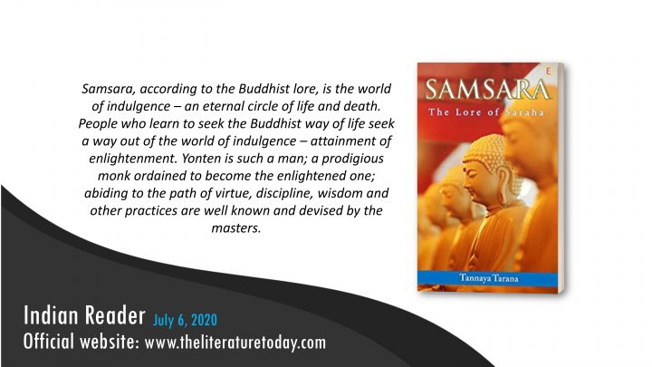 Samsara: The Lore of Saraha| Book Review | The Literature Today