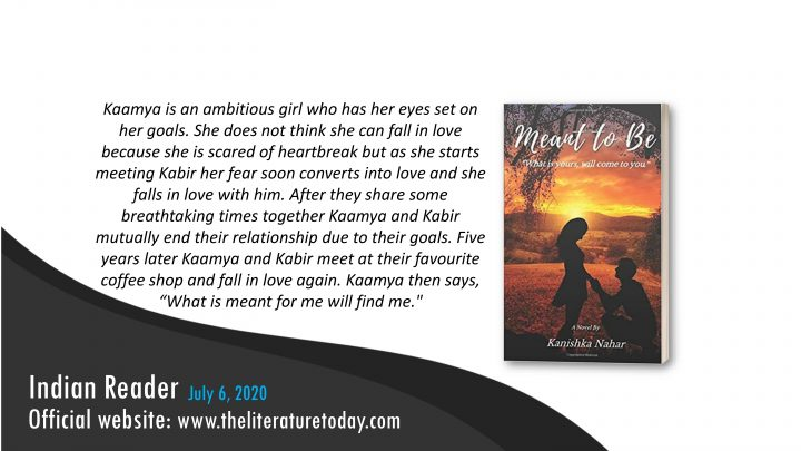 Meant To Be by Kanishka Nahar | Book Review | The Literature Today