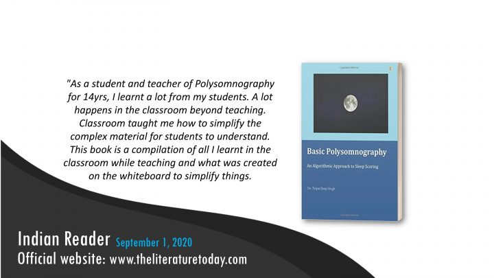 Basic Polysomnography | Book Review | Dr. Tripat Deep Singh | The Literature Today