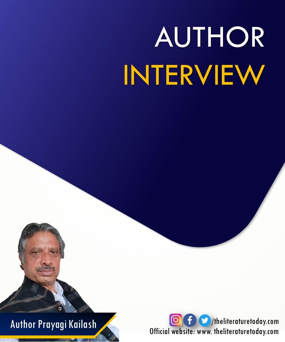 An Interview with Prayagi Kailash