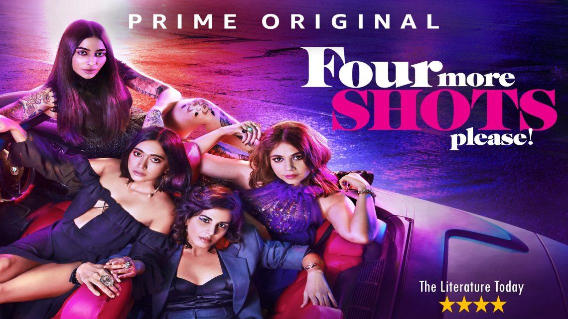 Four More Shots Please! Season One – Web Series Review