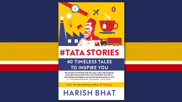 #Tatastories: 40 Timeless Tales to Inspire You by Harish Bhat