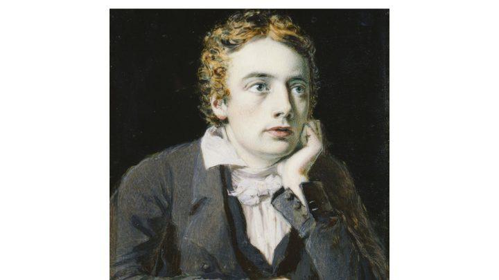 Introducing  The poet John Keats