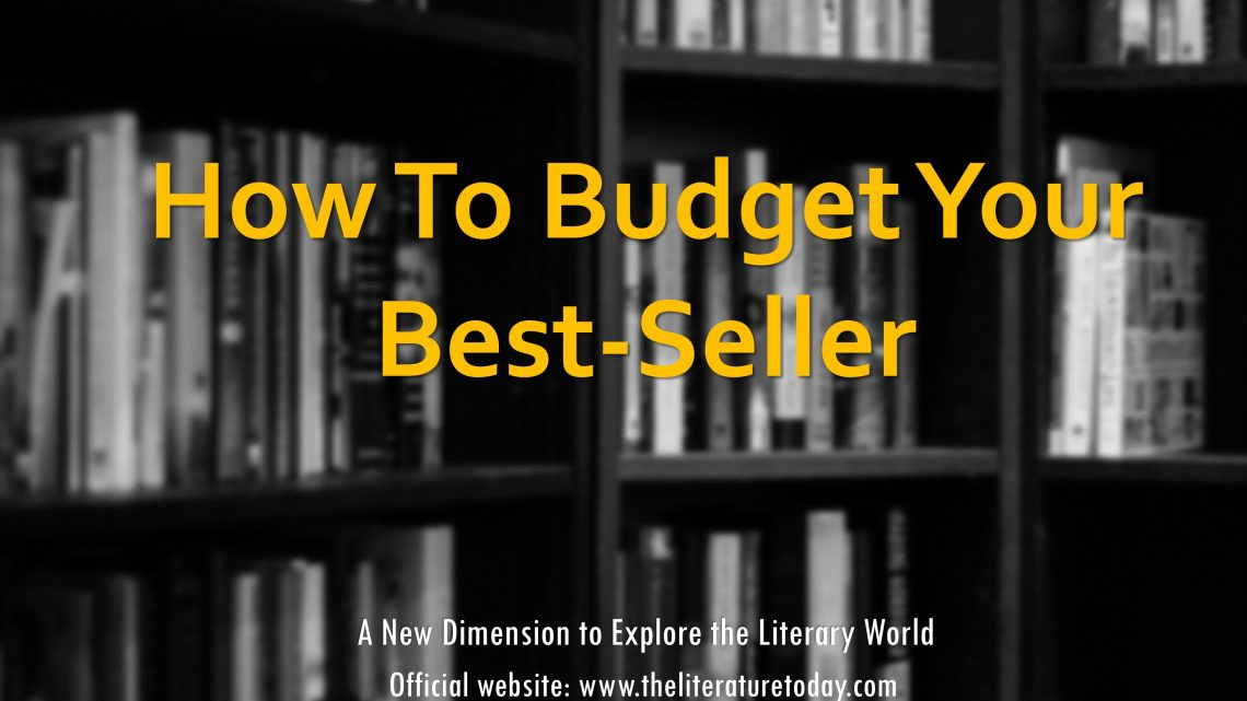 How To Budget Your Best-Seller