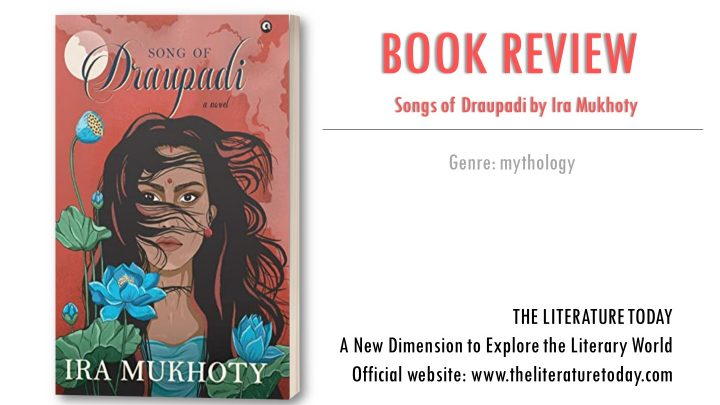 Song of Draupadi by Ira Mukhoty. She is one of the most lauded authors of India.