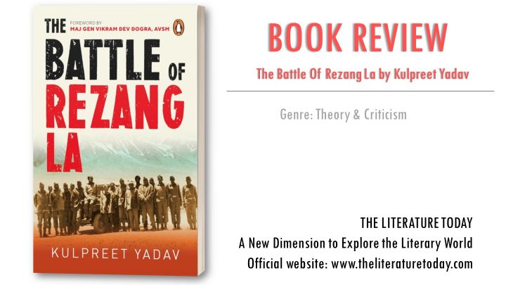 A new book recreates the exploits of the Indian Army at Rezang La during the 1962 war with China An excerpt from 'The Battle of Rezang La', by Kulpreet Yadav.