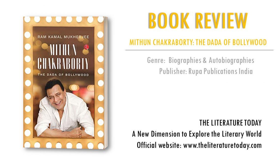 After Hema Malini & Sanjay Dutt, Ram Kamal writes Mithun Chakraborty's biography 'The Dada of Bollywood'
